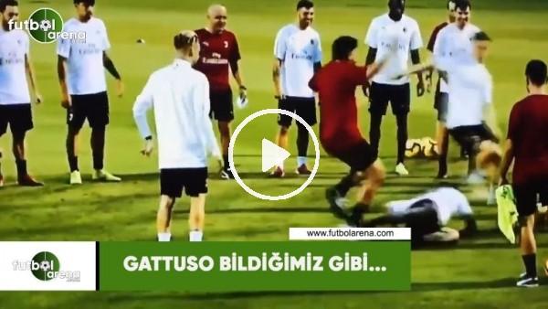 'Gattuso bildiğimiz gibi...