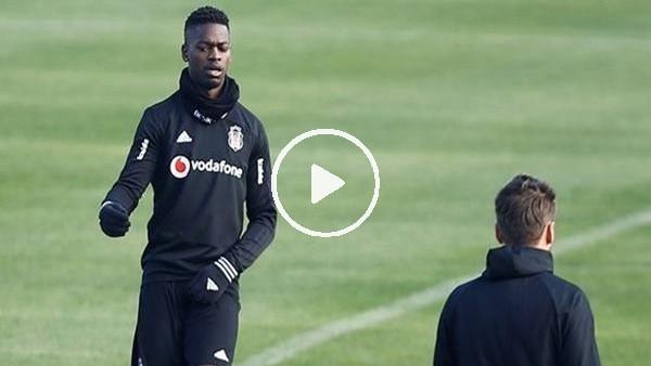 'Nicolas Isimat'ın antrenmanda attığı muhteşem gol