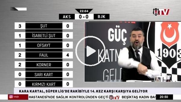 'Dorukhan Toköz'ün muhteşem golünde BJK TV spikerleri