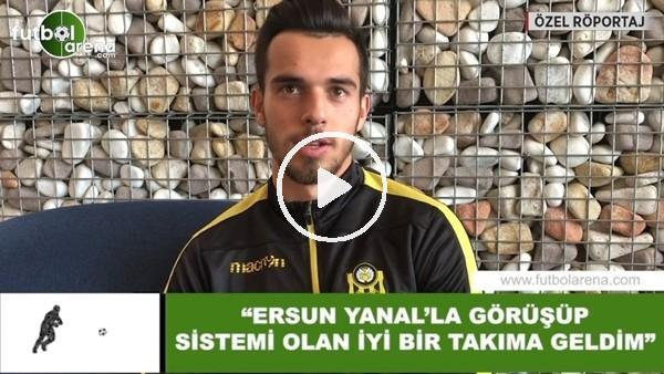 'Barış Alıcı'dan FutbolArena'ya özel açıklamalar