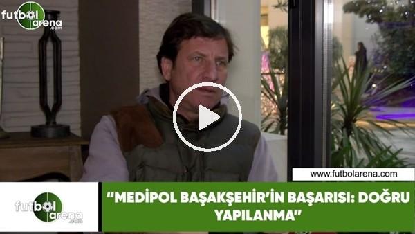 """'Kaya Çilingiroğlu: """"Medipol Başakşehir'in başarısı: doğru planlama"""""""
