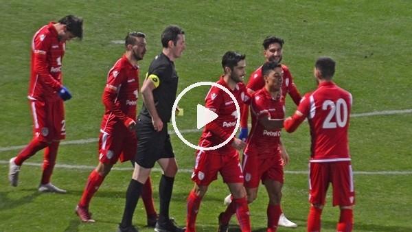 'Altınordu hazırlık maçında Erzurumspor'u 2-0 yendi