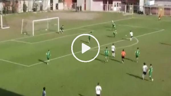 'Oğuzhan Akgün'ün Akhisarspor'a attığı muhteşem gol