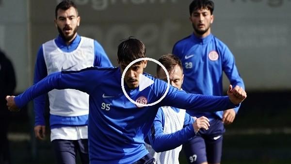 'Antalyaspor devre arası hazırlıklarını sürdürüyor
