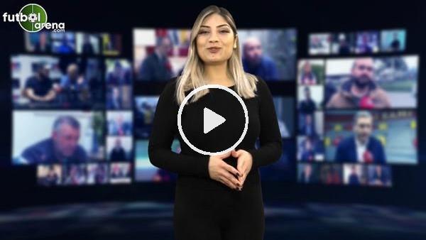 'FutbolArena akşam haberleri turu (21 Ocak 2019)