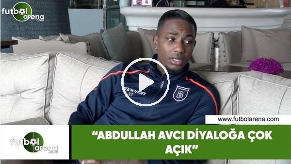 """'Eljero Elia: """"Abdullah Avcı diyaloğa çok açık"""""""