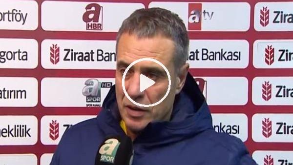 'Ersun Yanal'dan transfer açıklaması