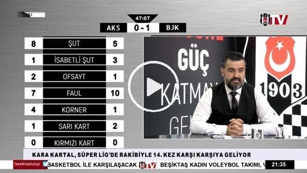 'Gökhan Gönül'ün golünde BJK TV spikerleri