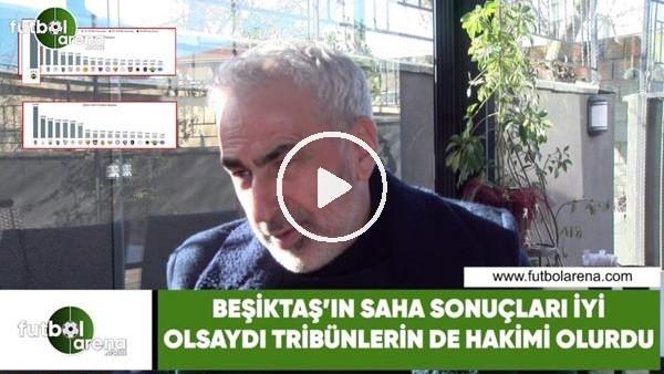 """'Adnan Aybaba: """"Beşiktaş'ın saha sonuçları iyi olsaydı tribünlerinde hakimi olurdu"""""""