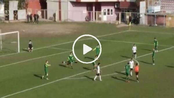 'Anıl Gönderiç'in Akhisarspor'a attığı şık gol