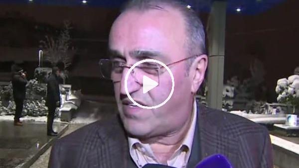 'Abdurrahim Albayrak'a transfer soruldu
