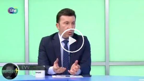'Evren Turhan'dan Galatasaray yönetimine sert sözler