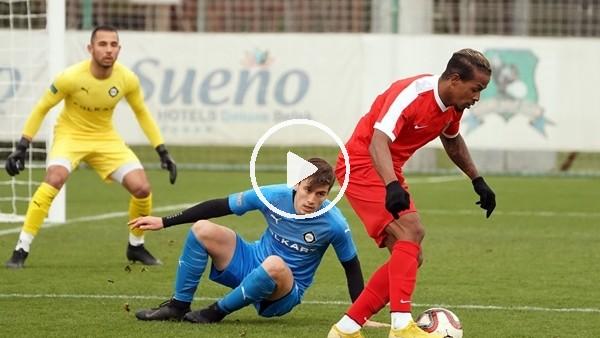 Gazişehir Gaziantep - Altay maçından görüntüler