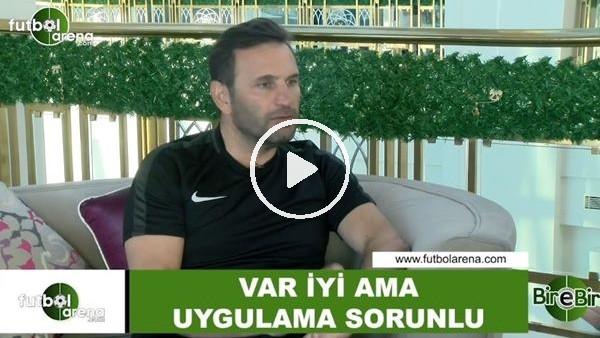 """'Okan Buruk: """"Haksızlık varsa Başakşehir maçlarında da konuşuyorum"""""""