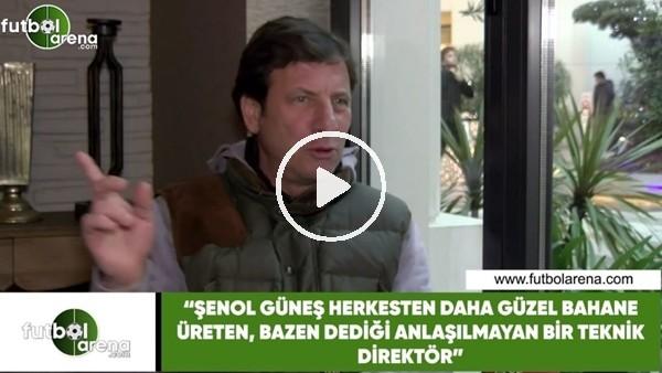 """'Kaya Çilingiroğlu'ndan Şenol Güneş'e eleştiri! """"Herkesten fazla bahane üreten..."""""""