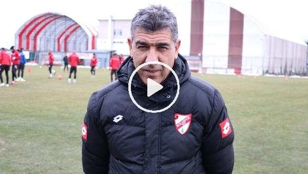 """'Sait Karafırtınalar: """"Galatasaray'ı yenersek kupa hedefimiz olabilir"""""""