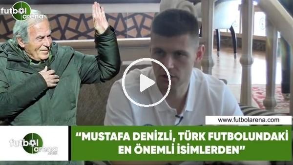 """'Popov: """"Mustafa Denizli, Türk futbolundaki en önemki isimlerden"""""""