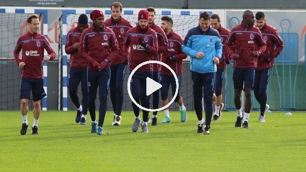 'Trabzonspor'da Başakşehir maçı hazırlıkları