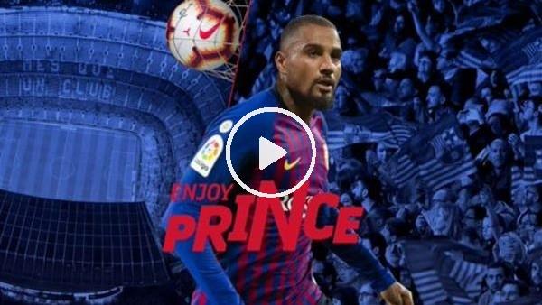 Barcelona, Kevin Boateng transferini böyle duyurdu