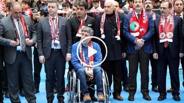 'Samsunspor kazada ölen futbolcularını unutmadı