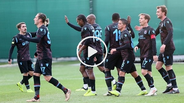 ' Trabzonspor, Ado Den Haag'I 3-1 yendi