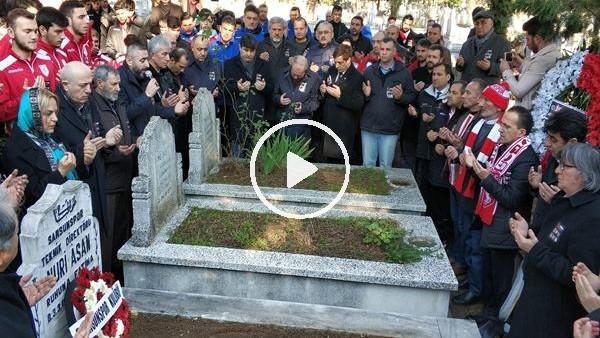 'Samsunspor, 30 yıl önce kazada ölenleri andı