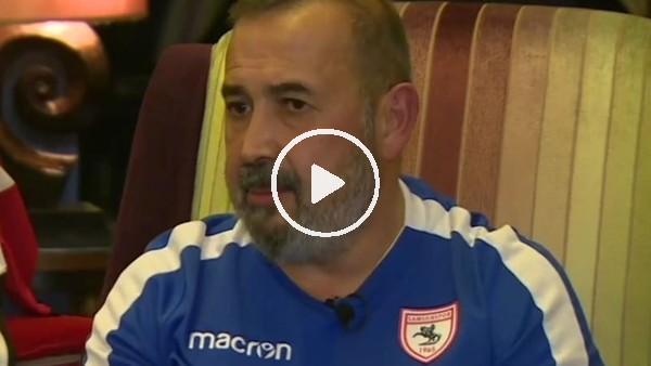 """'İsmail Uyanık: """"Samsunspor'un futbolculara borcuyok"""""""