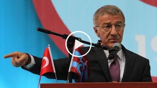"""'Ahmet Ağaoğlu'ndan sert tepki! """"Türk futbolu böyle mi ayağa kalkacak?"""""""