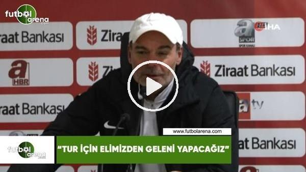 """'Engin İpekoğlu: """"Tur için elimizden geleni yapacağız"""""""