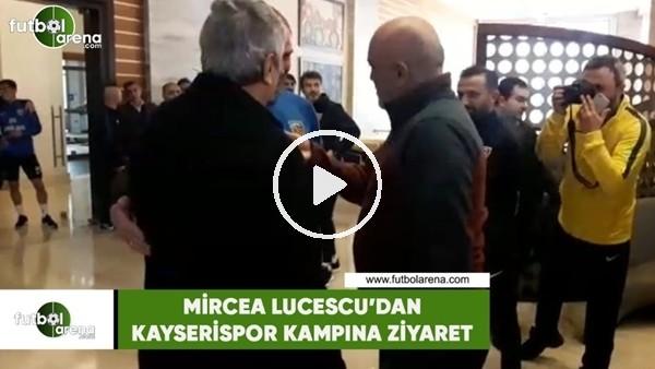 'Mircea Lucescu'dan Çaykur Rizespor kampına ziyaret