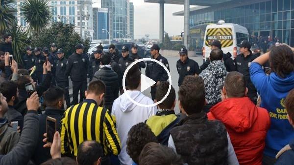 'Fenerbahçe'ye Bursa'da taraftar morali