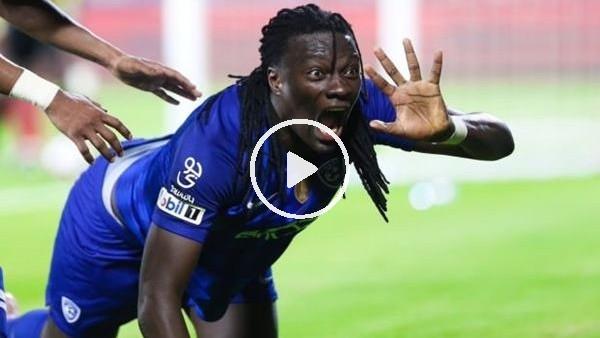 'Gomis attığı 2 golle takımını sırtladı
