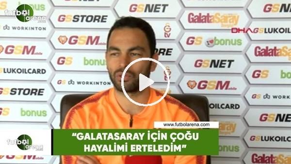 """Selçuk İnan: """"Galatasaray için çoğu hayalimi erteledim"""""""