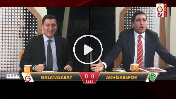 GS TV spikerleri Mitroglou'nun golünde çıldırdı