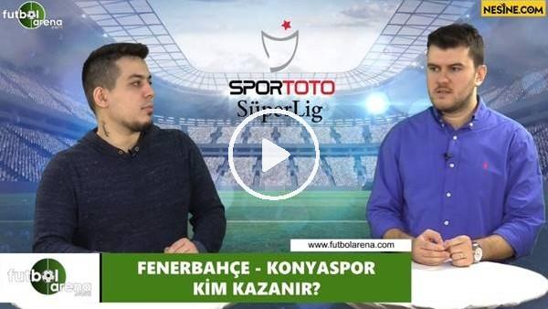 'Fenerbahçe - Konyaspor maçını kim kazanır?