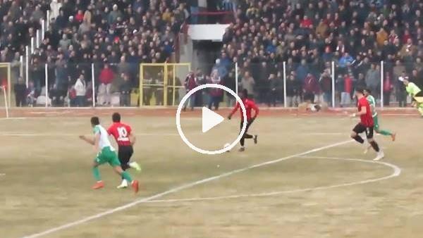 Yozgatsporlu Esosa'dan Messi golü