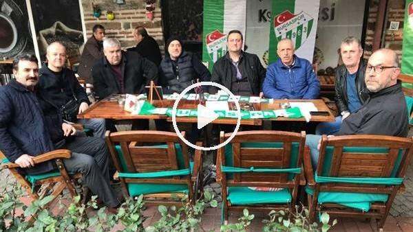 'Bursasporlu taraftarlardan birlik ve beraberlik çağrısı
