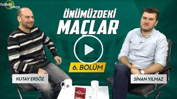'ÖNÜMÜZDEKİ MAÇLAR #6 | KUTAY ERSÖZ | Süper Lig'de şampiyonluk yarışı. 22. haftaya bakış