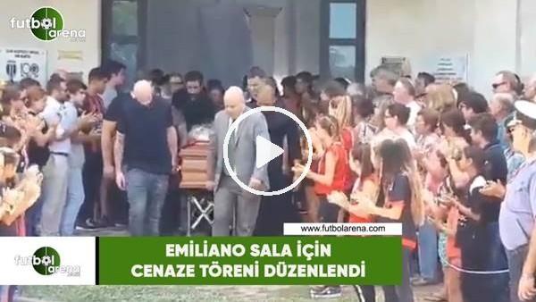 'Emiliano Sala için cenaze töreni düzenlendi