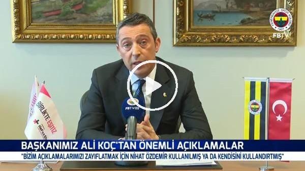 'Fenerbahçe'den spor medyasına tepki