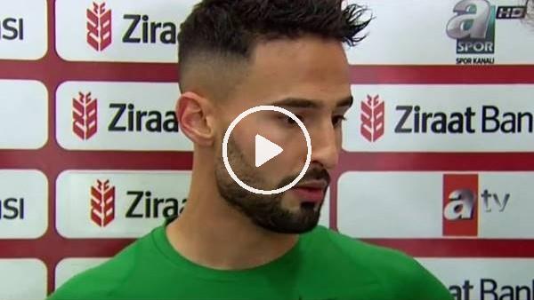 'Barbosa ve Josue'nin maç sonu açıklamaları