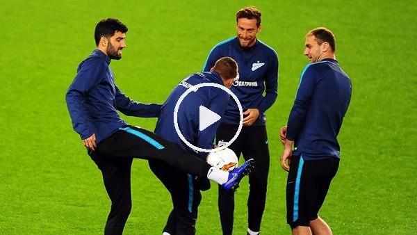 'Zenit, Fenerbahçe maçı hazırlıklarını tamamladı