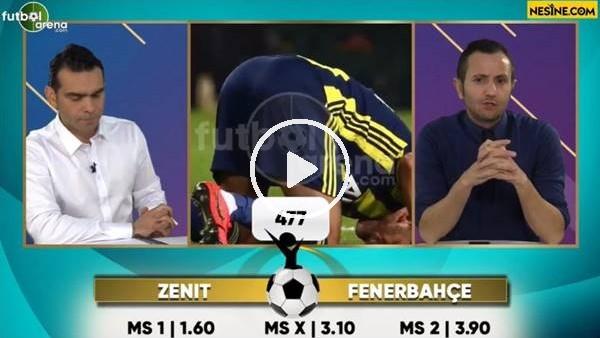 'Zenit - Fenerbahçe TEK MAÇ Nesine'de! TIKLA & OYNA