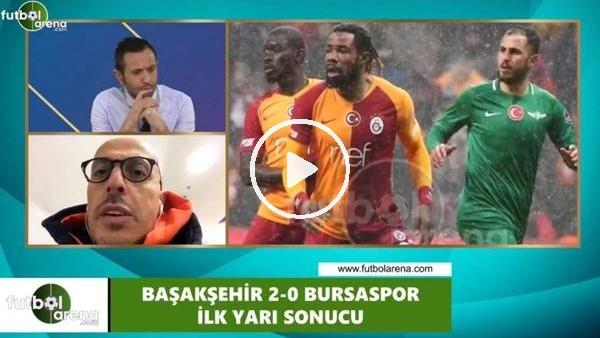 """Süha Gürsoy: """"Başakşehir - Bursaspor maçında zeminin dünden farkı yok"""""""