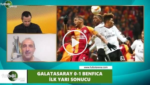 'Hüseyin Özkök, Galataaray - Benfica maçndaki penaltı pozisyonunu yorumladı