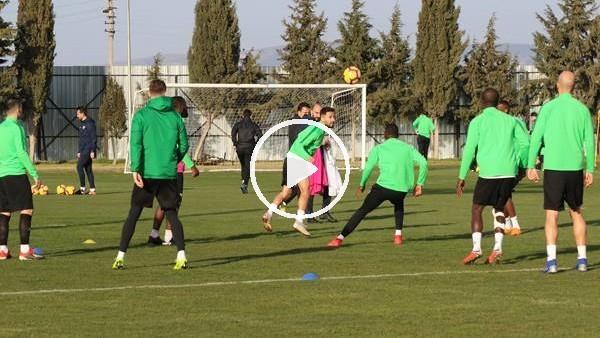 'Akhisarspor'da Galatasaray maçı hazırlıkları