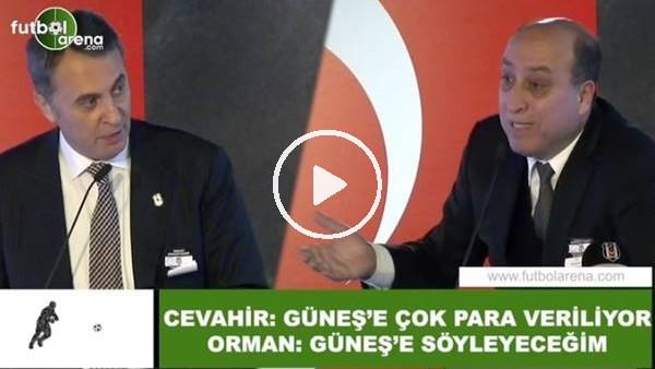 """'Fikret Orman ve Aydoğan Cevahir arasında güldüren """"Şenol Güneş"""" polemiği"""