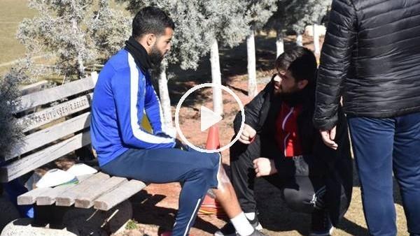 'Yeni Malatyaspor'da Ömer ve İssam idmanı yarıda bıraktı