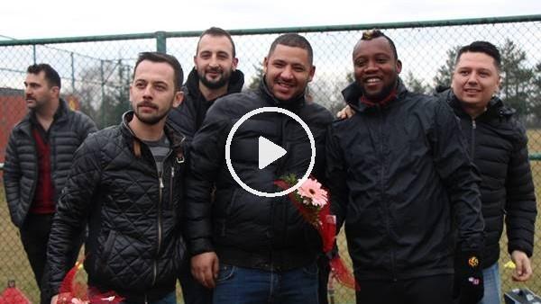 'Herkes sevgilisine onlar Eskişehirspor'a koştu