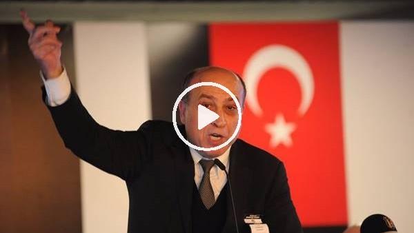 'Aydoğan Cevahir, Beşiktaş başkanlığına aday olduğunu açıkladı